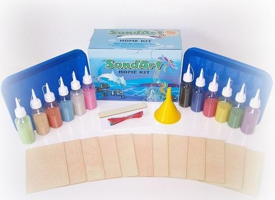 Sand Art Home Kit